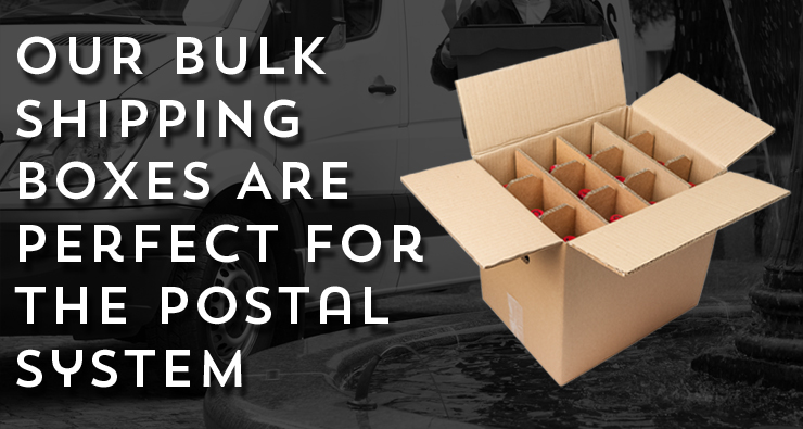 Browse our Bulk Shipping Boxes