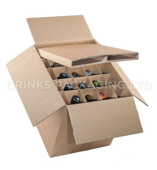 12 Bottle - Super Shipper Box - 500ml | Beer Box Shop