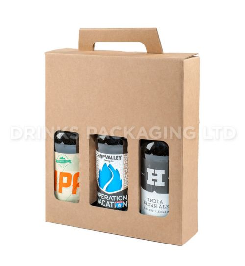 3 Bottle - Gift Box - 330ml | Beer Box Shop