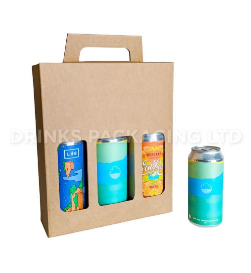3 Can - Gift Box - 440ml / 500ml | Beer Box Shop