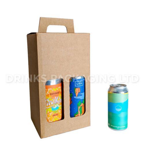 4 Can - Gift Box - 440ml / 500ml | Beer Box Shop